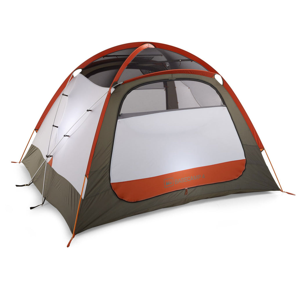 REI Base Camp 4 Person Tent
