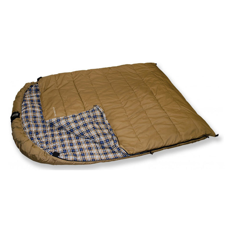 Woods Rendezvous Double Sleeping Bag