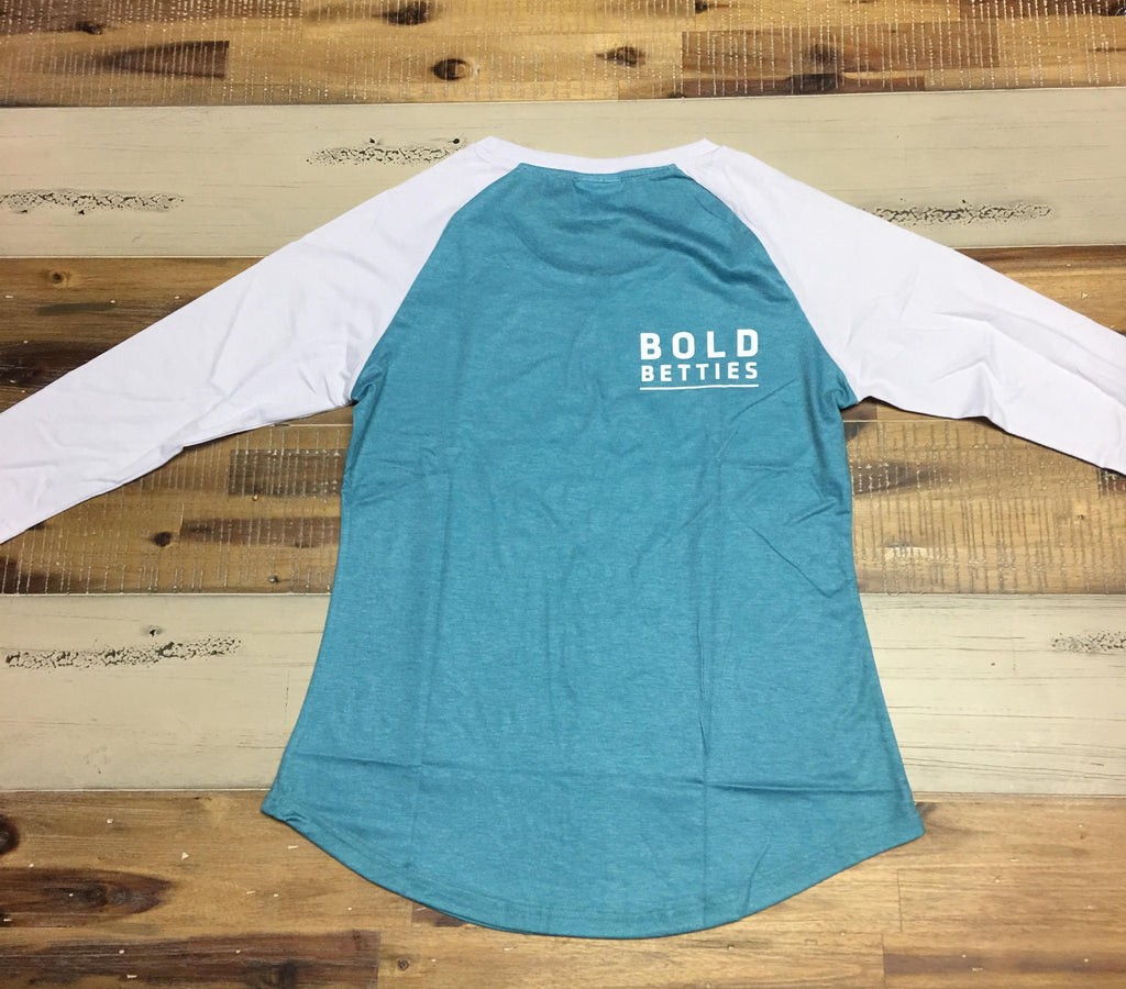 Bold Betties Baseball Tee