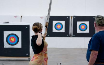 Madison, WI: Archery Lessons for All Levels! - November 9, 2019