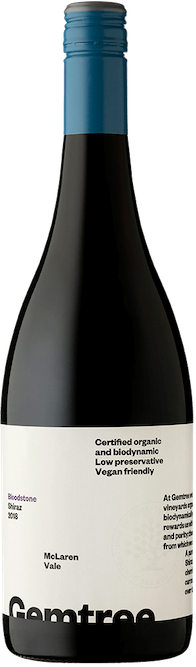 Gemtree Bloodstone Shiraz 2018