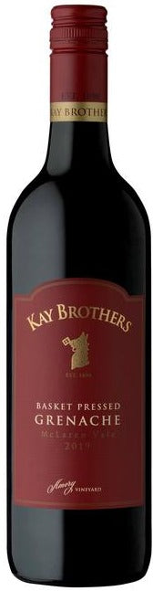 Kay Brothers Basket Pressed Grenache