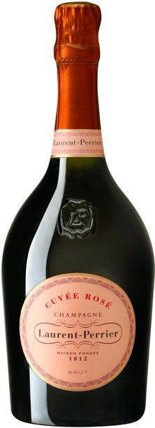 Laurent Perrier Cuvee Brut Rose Champagne NV