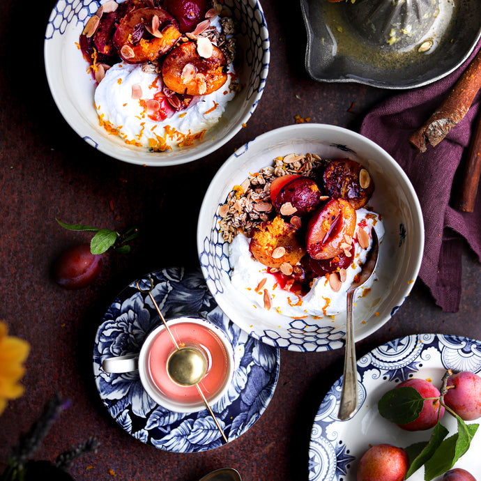 CONTENT CREATION - FOOD STYLING & PHOTOGRAPHY, BURLEIGH POTTERY, AUGUST 2020