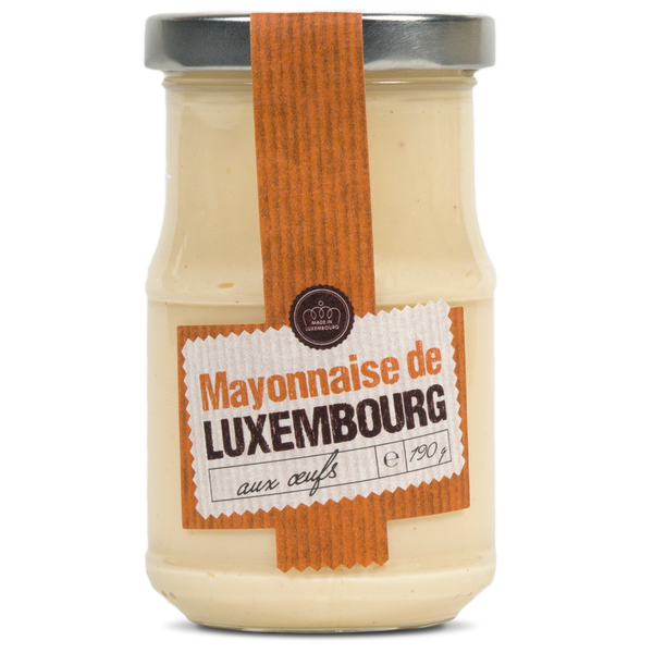 Egg Mayonnaise (Jar 190g)