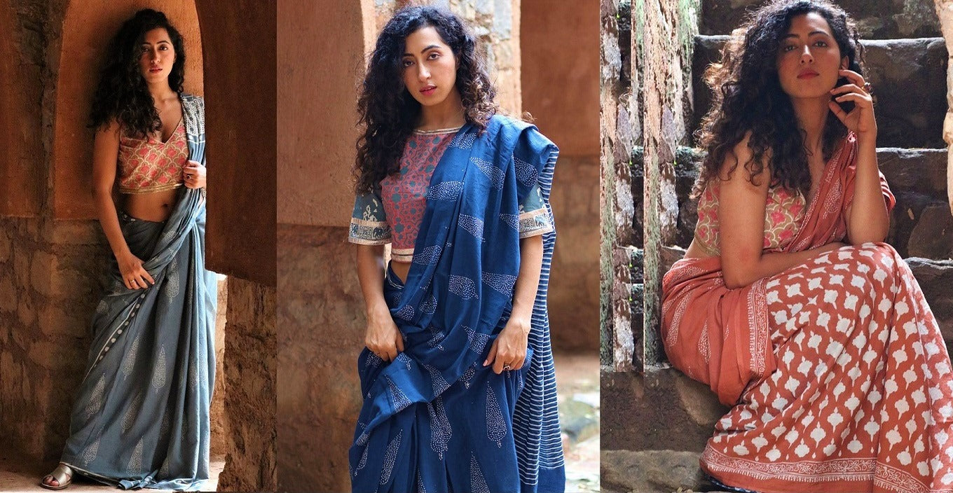 The Story of Indian Saree