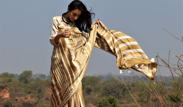 Modern Ways Of Draping A Sarees
