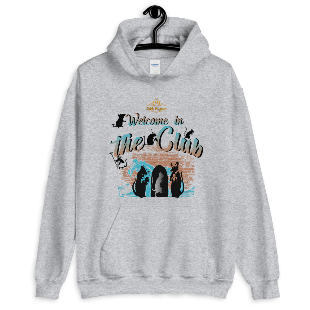 Rats in the Club Hoodie