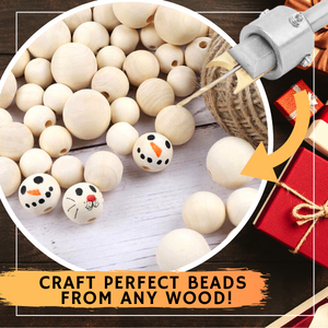 CraftMaster Wooden Bead Router Bits