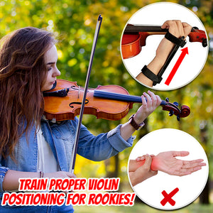 Violin+ Wrist Support Practice Aid