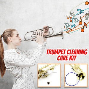 Trumpet Cleaning Care Kit