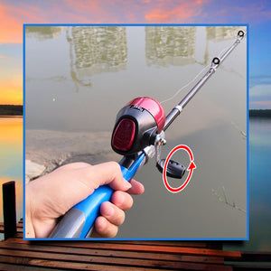 YoungAngler's Kids Fishing Pole