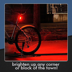 EZCharge Bike Warning Light