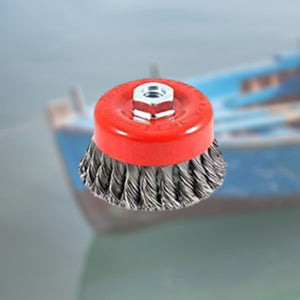 BoatPro™ Twisted Cup Brush