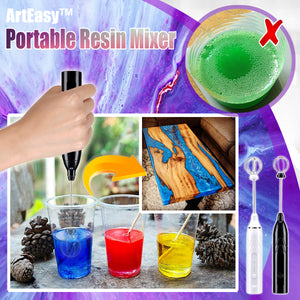 ArtEasy™ Portable Resin Mixer