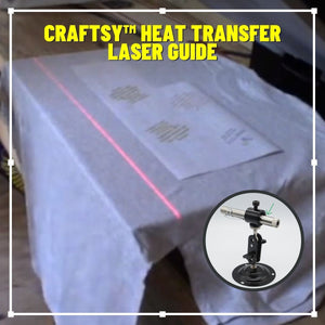 Craftsy™️ Heat Transfer Laser Guide