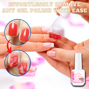 NailCare™ Gel Polish Remover