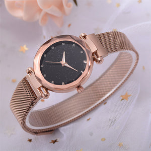 UniversaLuxe Quartz Watch