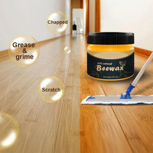 ReLuster Wood Beeswax Polish
