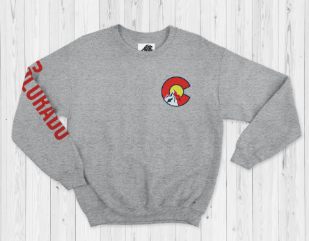 Light Gray Sweatshirt