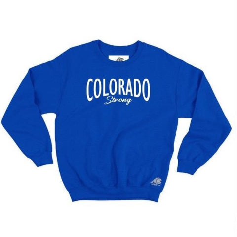 Colorado Strong Royal Blue