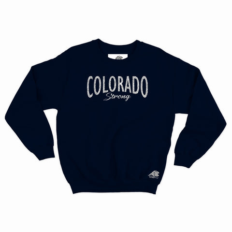 Colorado Strong Navy Blue
