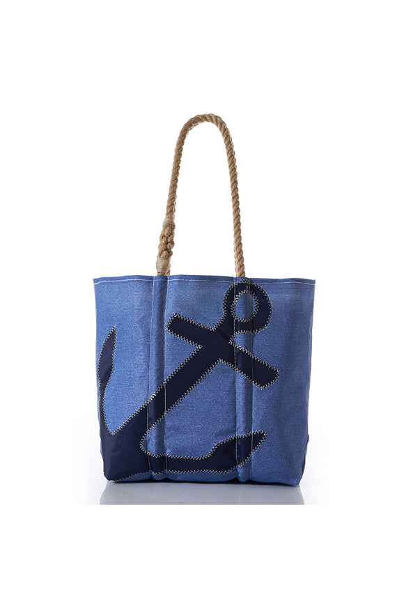 Anchor Sailcloth Bag