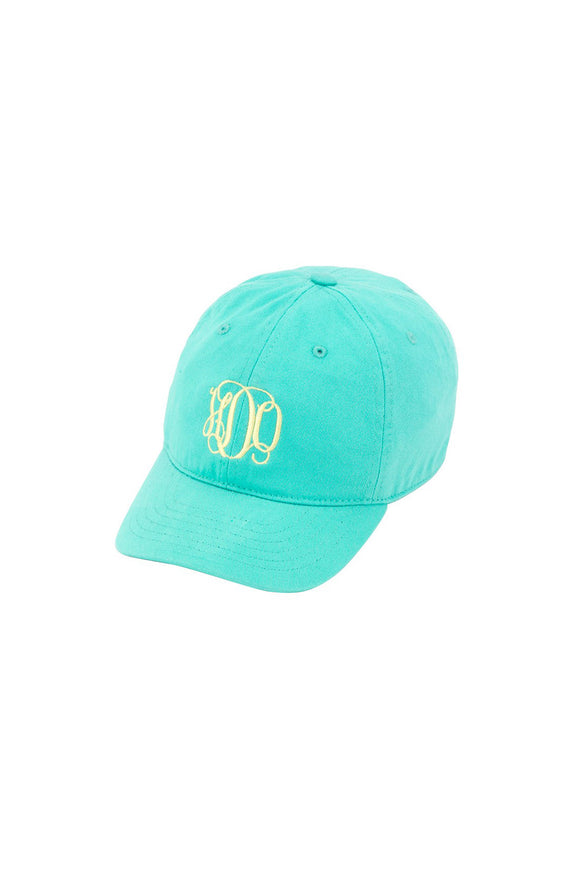 Mint Kids Cap - Embroidered