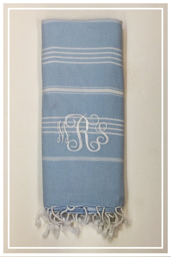Basic Towel - Embroidered