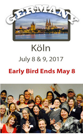 SALE Andrew Morrison's Tiny House Workshop: Köln, Germany EARLY BIRD
