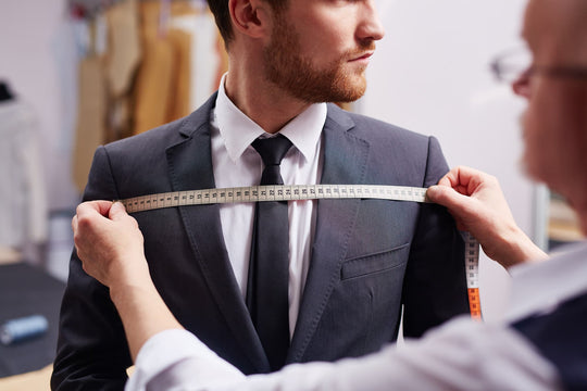 How to Measure a Suit?