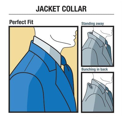 Suit Jacket Collar