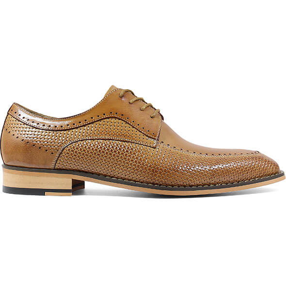 Stacy Adams Platon Moc Toe Oxford