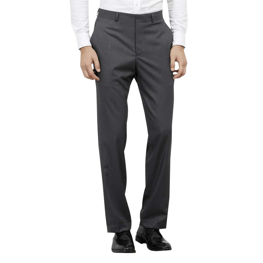 Kenneth Cole Reaction Slim Fit Gray Suit Pant Separate