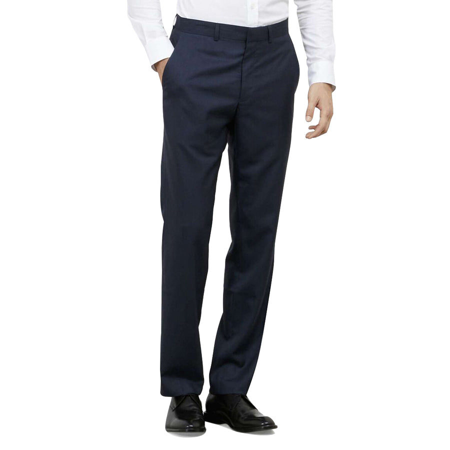 Kenneth Cole Reaction Slim Fit Blue Suit Pant Separate