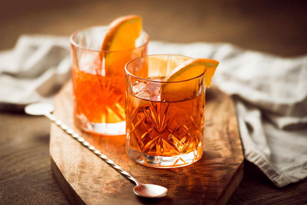 Make Valentine's Day Special with These Whiskey Cocktails