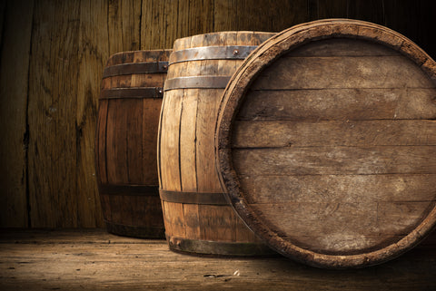 whiskey barrels, 5 Fun Facts about Whiskey