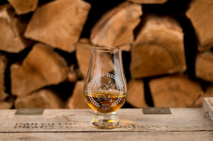 Single Malt Daily Glencairn Glass