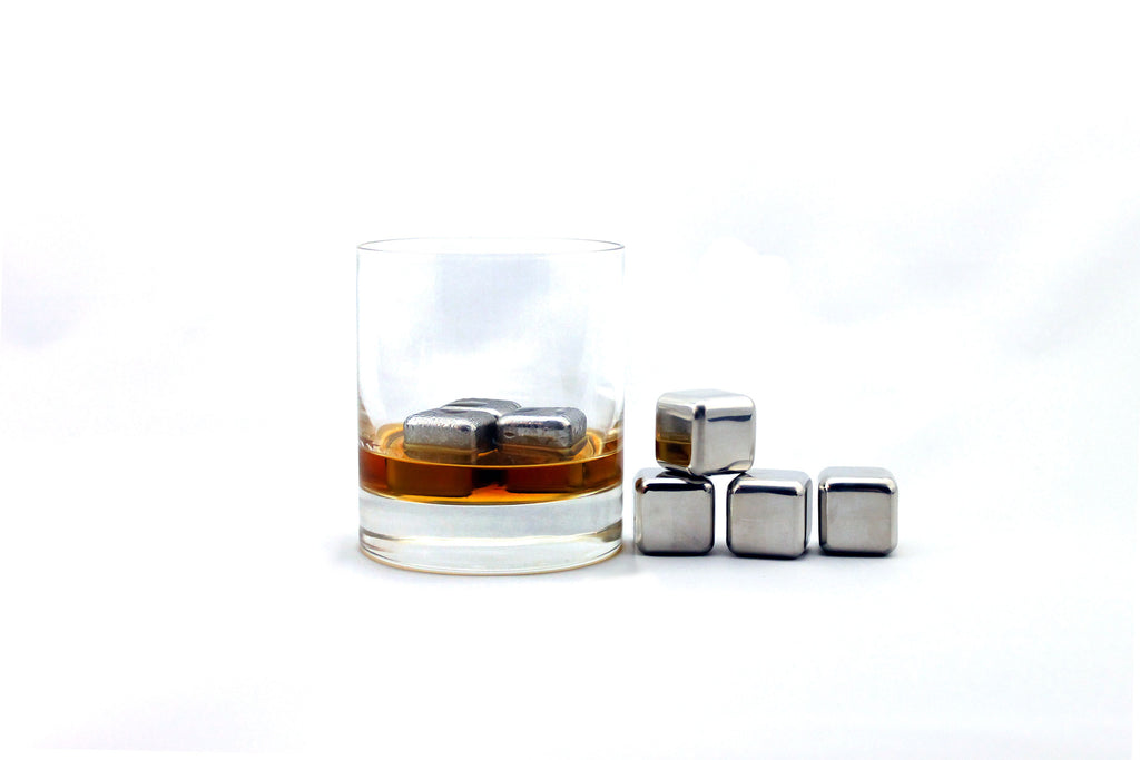 Whiskey rock set, engraved whiskey stones
