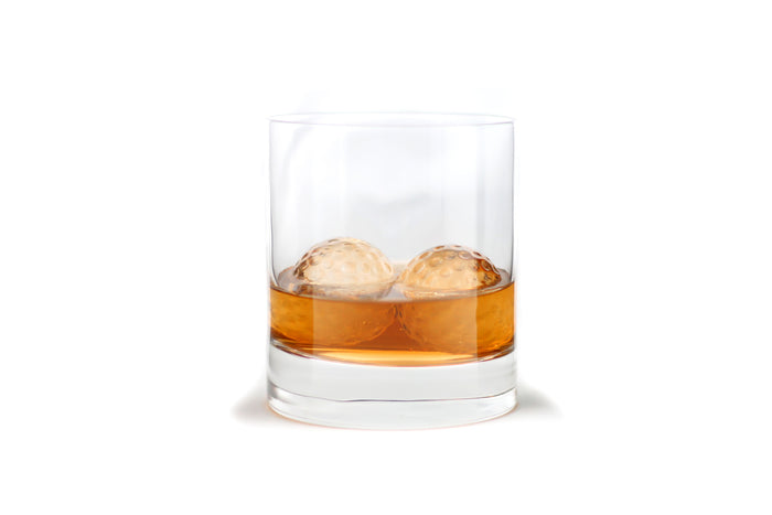 Whiskey Golf Ball Chillers
