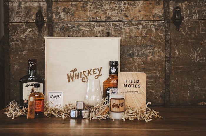 SipDark Whiskey Gift Box For Dad