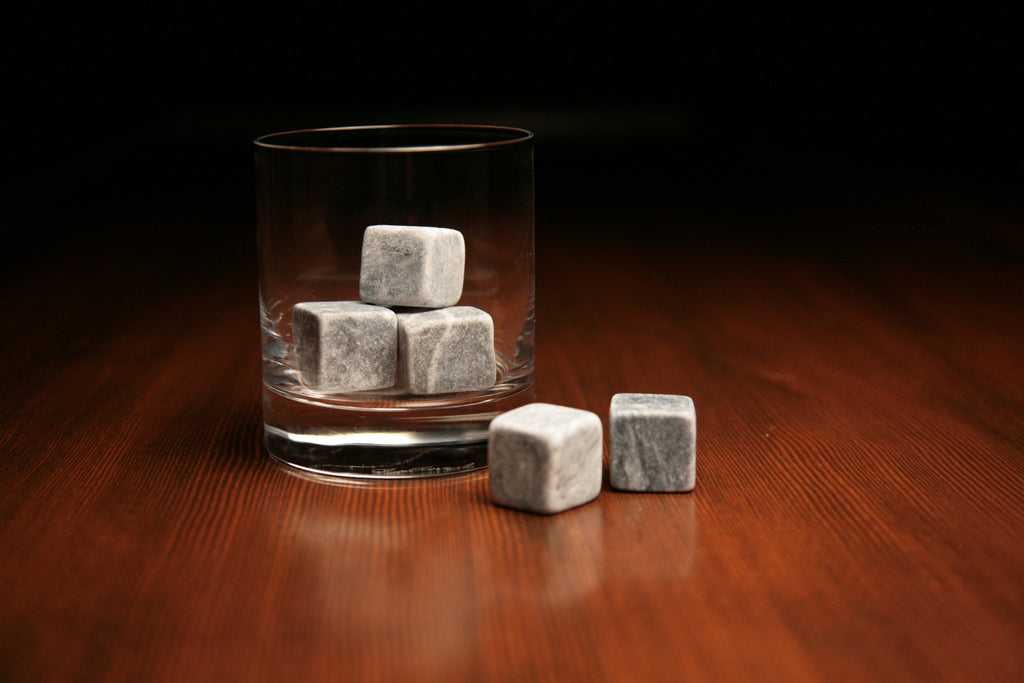 Whiskey Stones by SipDark Soapstone