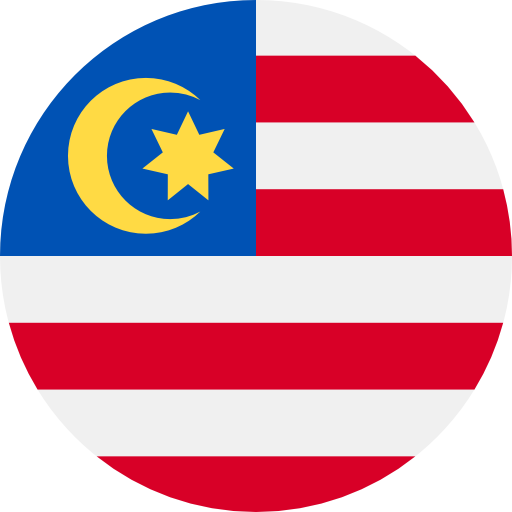 Malaysia flag icon - country flags