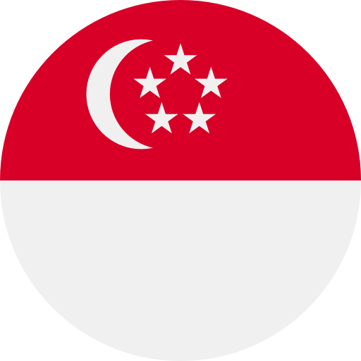 Singapore flag icon - country flags