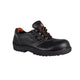 RHINO SHOE Ultranite Series UN101SP - Low Cut Lace Up Black Safety Shoes