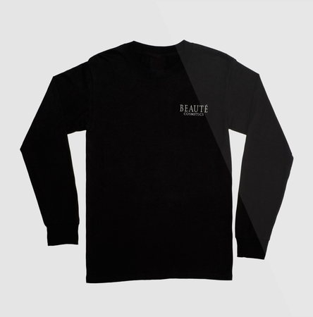 Crew Neck Full Sleeve Logo Tee