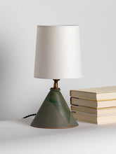 Load image into Gallery viewer, Bantam Lamp - Verdigris