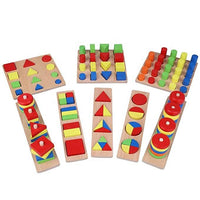 Geometry Shape Pack (Ladder, Tray and Figures)