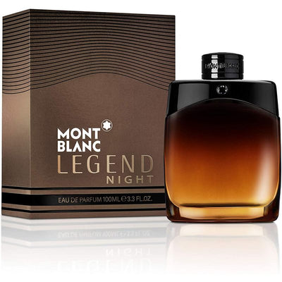 Mont Blanc Legend Night Eau de Parfum Spray for Men 100 ml