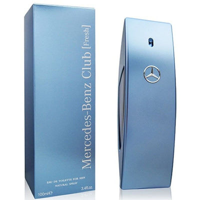 Mercedes-Benz Club Fresh Eau de Toilette Spray for Men 100 ml 2